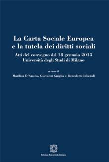 Carta sociale europea