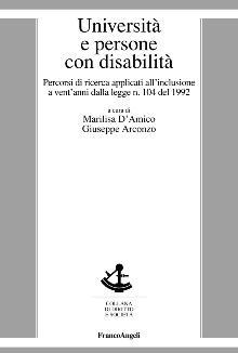 Università e persone con disabilità